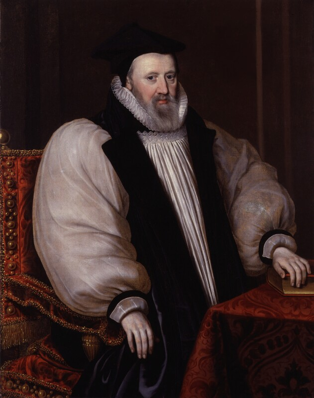 George Abbot, after Unknown artist, 1623 - NPG 2160 - © National Portrait Gallery, London