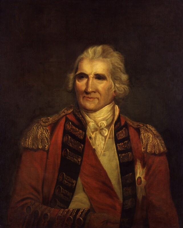 Sir Ralph Abercromby, after John Hoppner, based on a work from early 19th century - NPG 1538 - © National Portrait Gallery, London