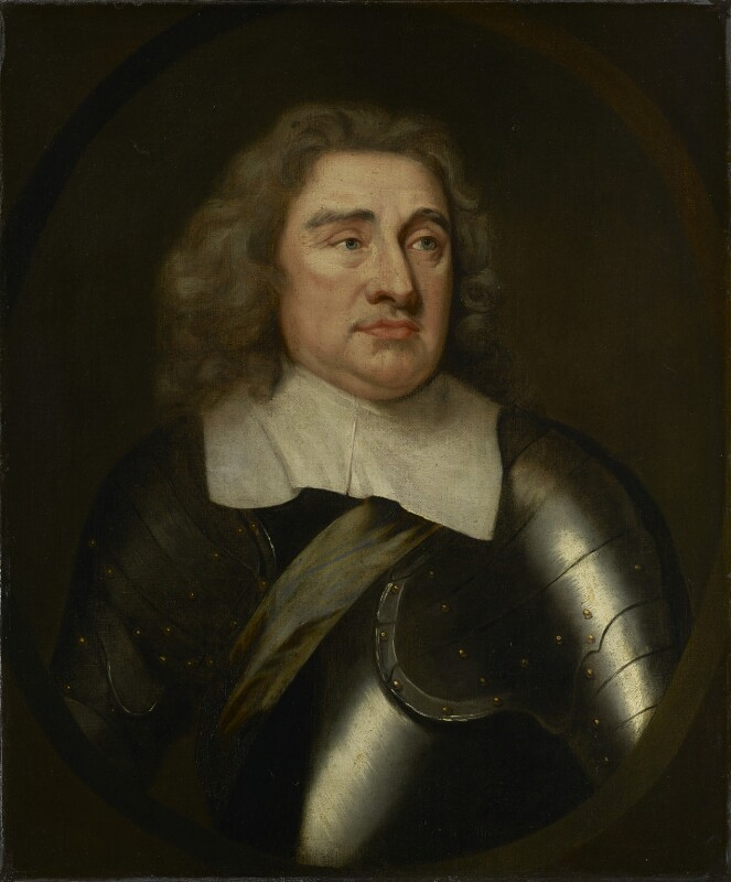 George Monck, 1st Duke of Albemarle, after Samuel Cooper, based on a work of circa 1660 - NPG 154 - © National Portrait Gallery, London