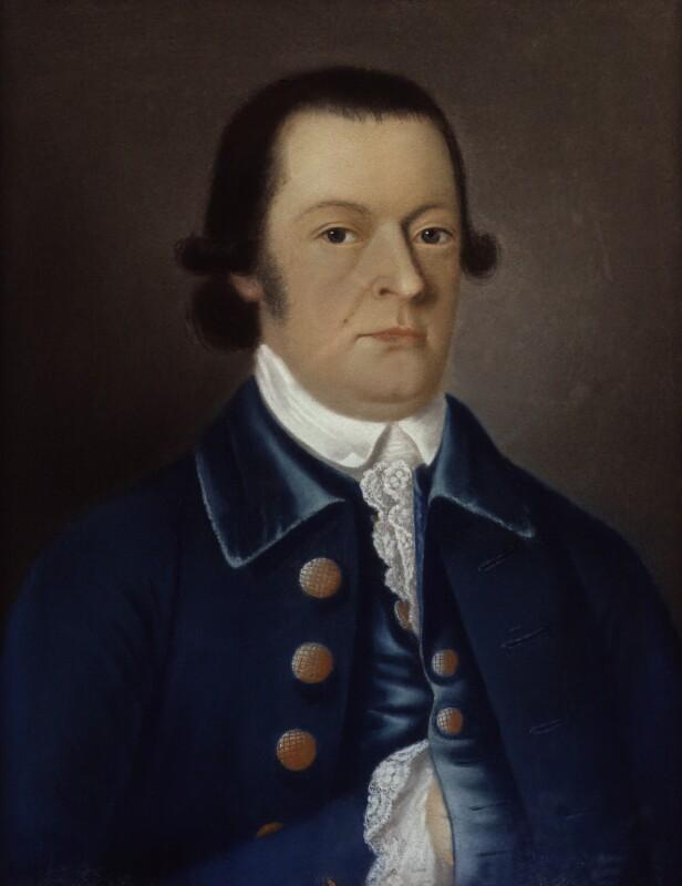 George Allan, by Unknown artist, circa 1770-1775 - NPG 4307 - © National Portrait Gallery, London