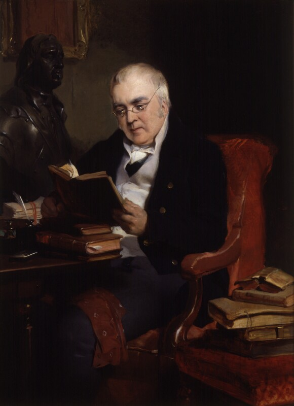 John Allen, by Edwin Landseer, 1836 - NPG 384 - © National Portrait Gallery, London