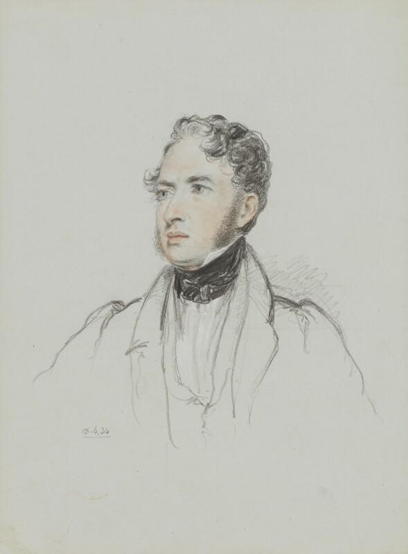 William Allen, by William Brockedon, 1834 - NPG 2515(68) - © National Portrait Gallery, London