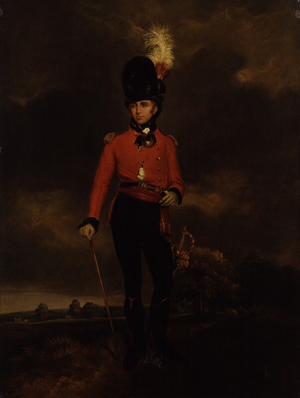 William Pitt Amherst, 1st Earl Amherst of Arracan, after Arthur William Devis, based on a work of circa 1803 - NPG 1546 - © National Portrait Gallery, London