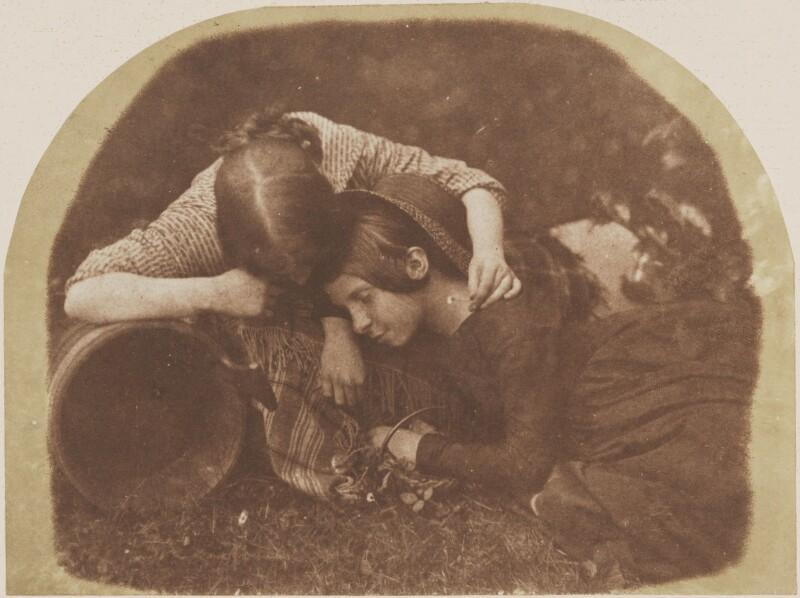 The Gowan, by David Octavius Hill, and  Robert Adamson, 1843-1848 - NPG P6(176) - © National Portrait Gallery, London