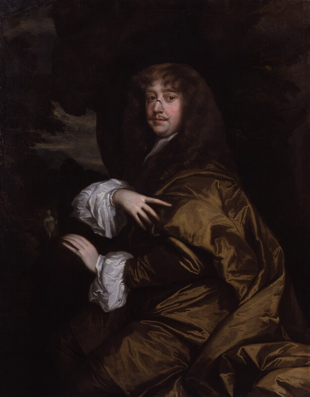 Henry Bennet, 1st Earl of Arlington, after Sir Peter Lely, based on a work of circa 1665-1670 - NPG 1853 - © National Portrait Gallery, London