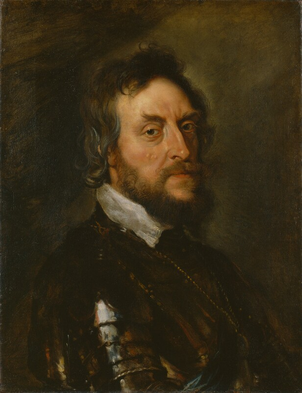 Thomas Howard, 14th Earl of Arundel, by Sir Peter Paul Rubens, 1629 - NPG 2391 - © National Portrait Gallery, London