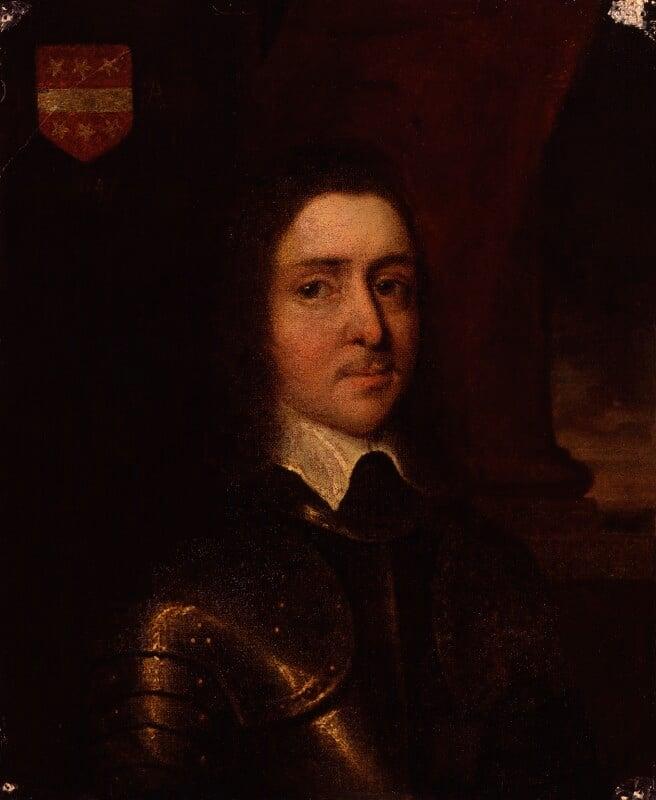 Unknown man, formerly known as John Ashburnham, by Unknown artist, 1647 - NPG 1243 - © National Portrait Gallery, London