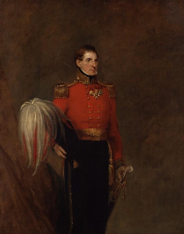 Sir Henry Askew, by William Salter, circa 1837 - NPG 3694 - © National Portrait Gallery, London