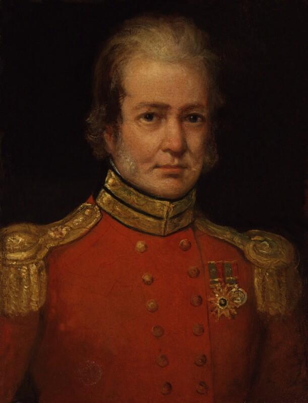 James Atkinson, by James Atkinson, circa 1845 - NPG 930 - © National Portrait Gallery, London