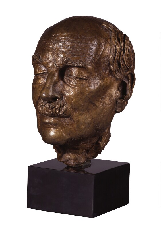 Clement Attlee, by David McFall, 1965 - NPG 4601 - Photograph © National Portrait Gallery, London
