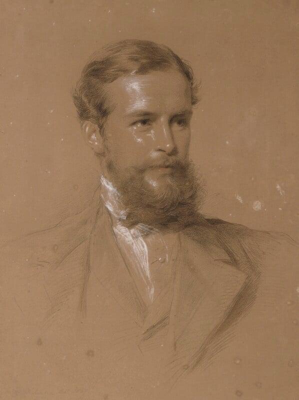 John Lubbock, 1st Baron Avebury, by George Richmond, 1869 - NPG 4869 - © National Portrait Gallery, London