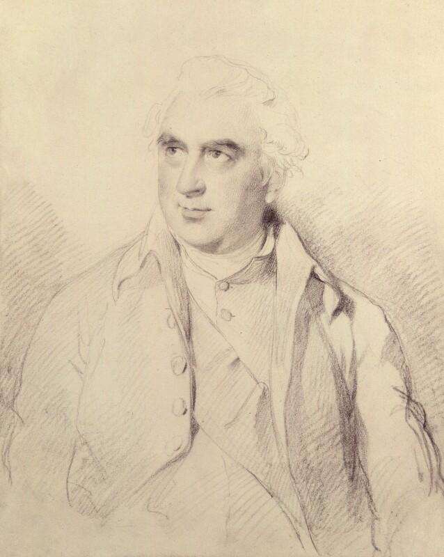 Sir Joseph Banks, Bt, by Sir Thomas Lawrence, circa 1795 -NPG 853 - © National Portrait Gallery, London