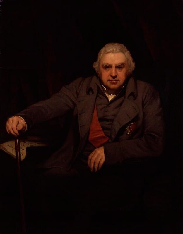 Sir Joseph Banks, Bt, by Thomas Phillips, 1810 - NPG 885 - © National Portrait Gallery, London