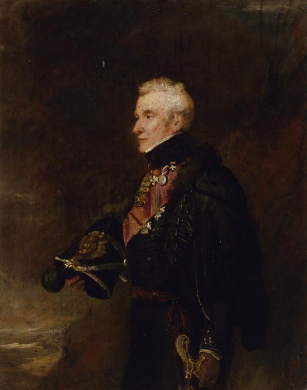 Sir Andrew Francis Barnard, by William Salter, 1836 - NPG 3695 - © National Portrait Gallery, London