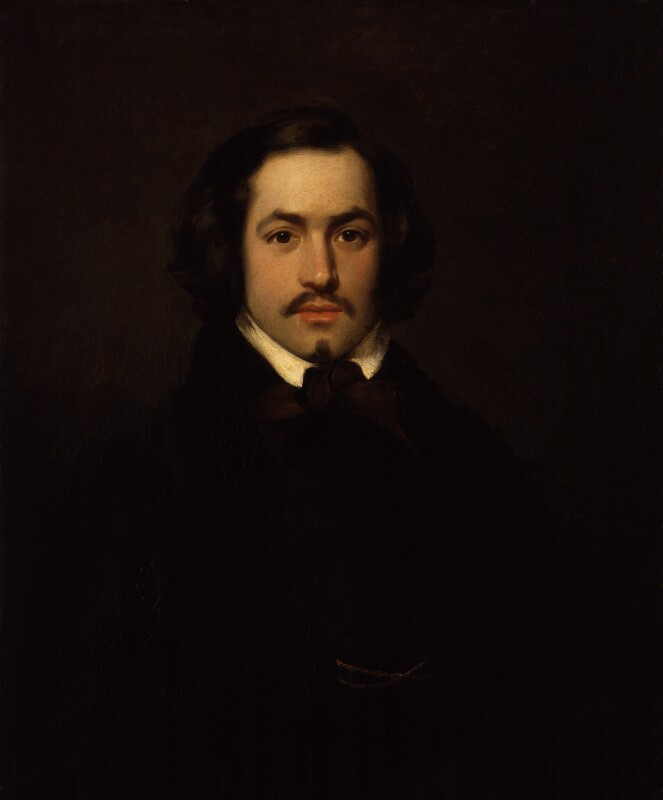 John Barnett, by Charles Baugniet, circa 1839 - NPG 1587 - © National Portrait Gallery, London