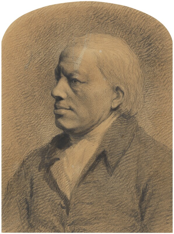 James Barry, by William Evans, circa 1805 -NPG 441 - © National Portrait Gallery, London