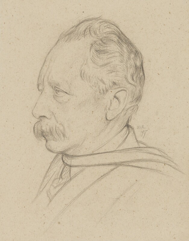 NPG 4379; William Bateson - Portrait - National Portrait Gallery