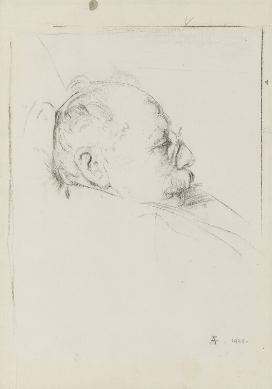 William Bateson, by William Edward Arnold-Forster, 1923 - NPG 2147 - © National Portrait Gallery, London