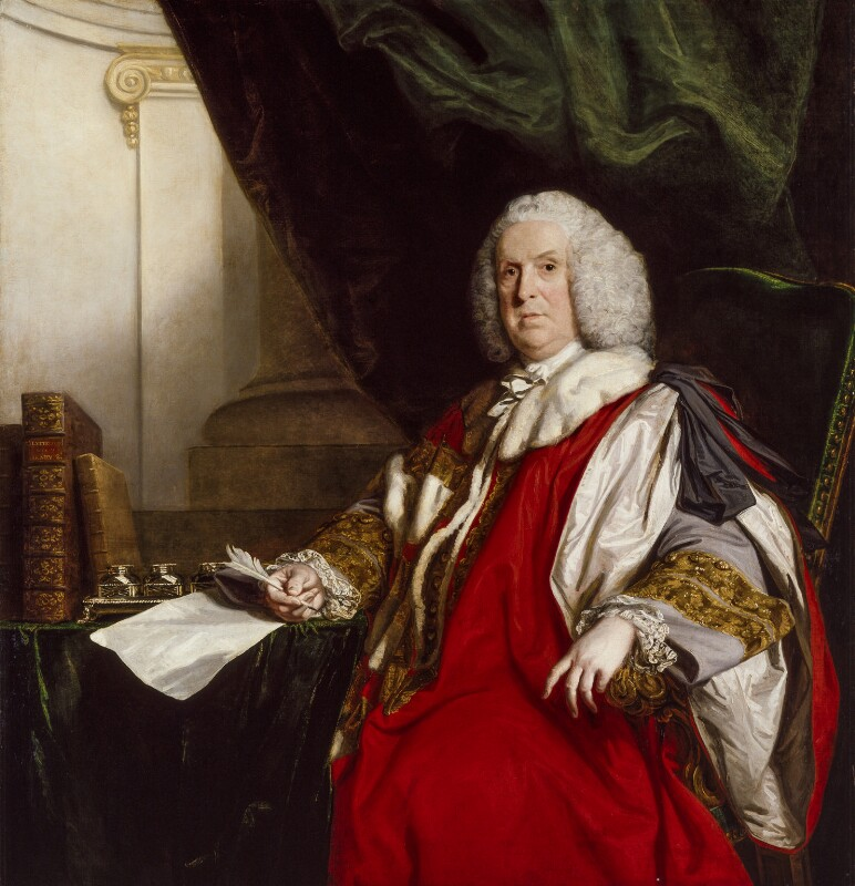 William Pulteney, 1st Earl of Bath, by Sir Joshua Reynolds, 1761 - NPG 337 - © National Portrait Gallery, London