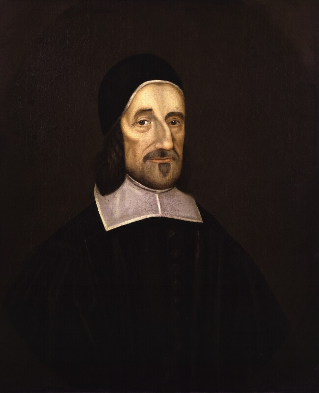 Richard Baxter, after Robert White, based on a work of 1670 - NPG 521 - © National Portrait Gallery, London