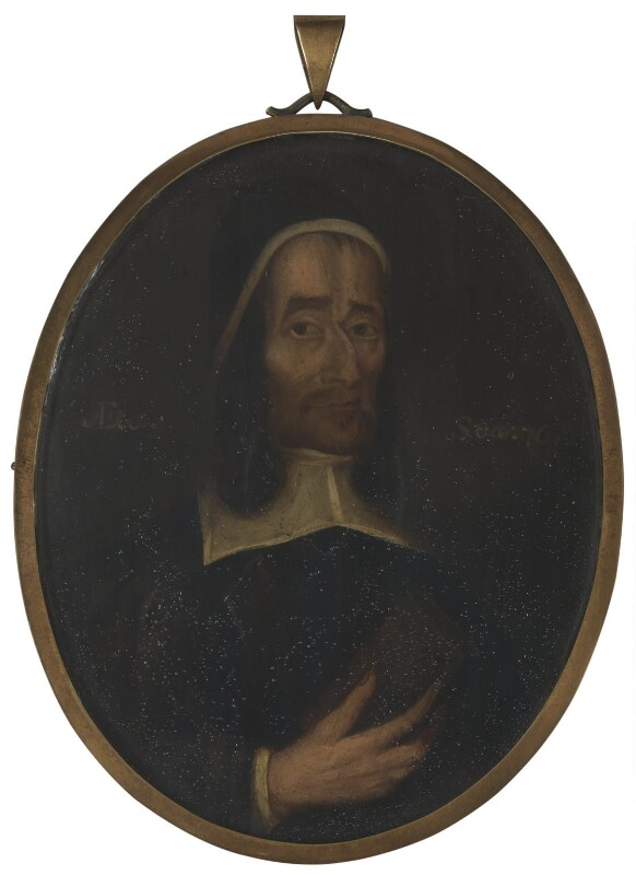 Richard Baxter, by Robert White, based on a work of 1670 -NPG 875 - © National Portrait Gallery, London