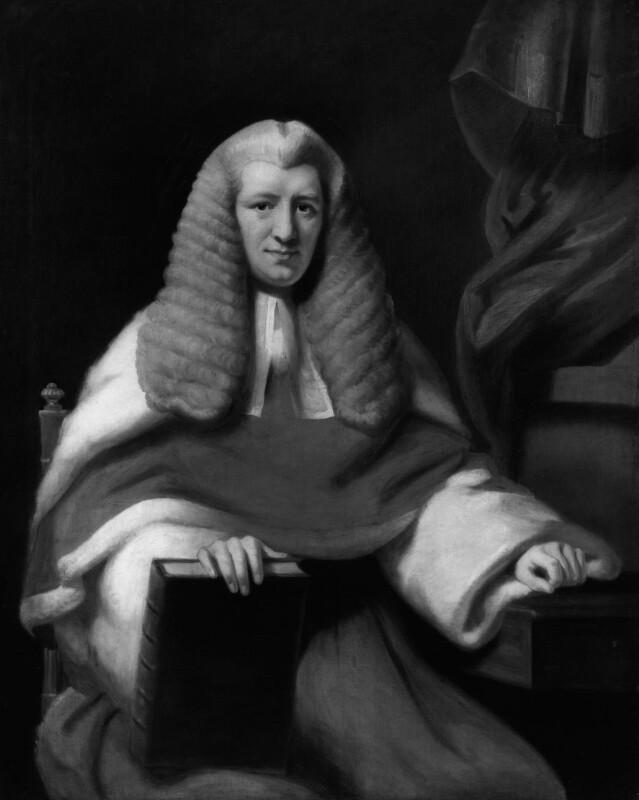 Sir John Bayley, 1st Bt, by William Russell, circa 1808 - NPG 457 - © National Portrait Gallery, London