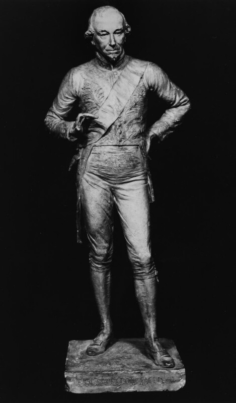 Benjamin Disraeli, Earl of Beaconsfield, by Sir (William) Hamo Thornycroft, 1881 - NPG 4671 - © National Portrait Gallery, London