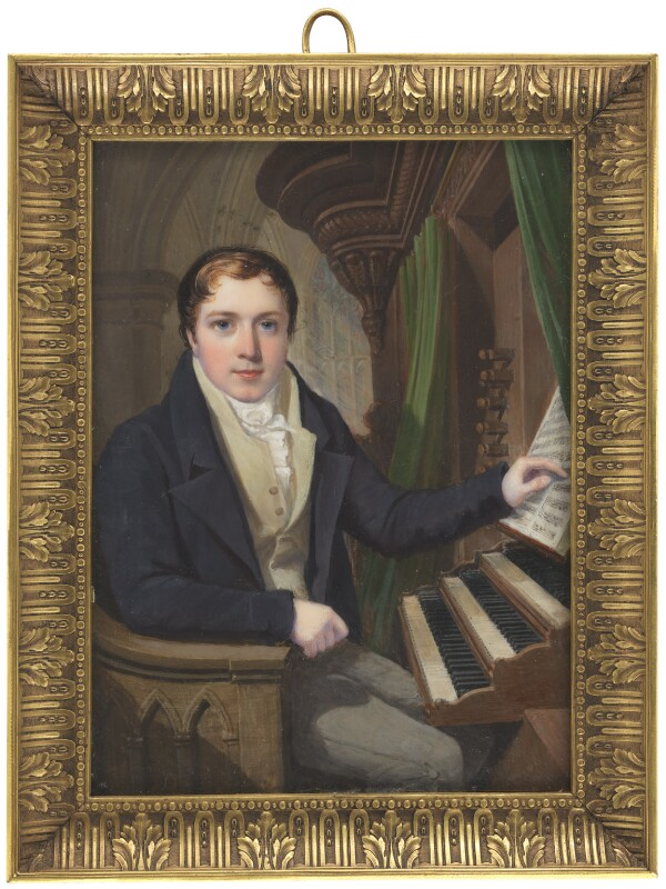 William Beale, by Charles John Robertson, 1815 - NPG 5265 - © National Portrait Gallery, London