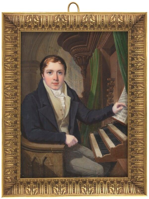 William Beale, by Charles John Robertson, 1815 - NPG 5265 - © National Portrait Gallery, London