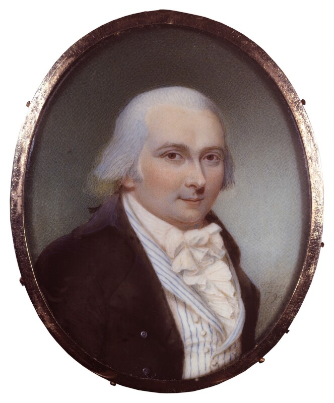 Thomas Beddoes, by Sampson Towgood Roche, 1794 - NPG 5070 - © National Portrait Gallery, London