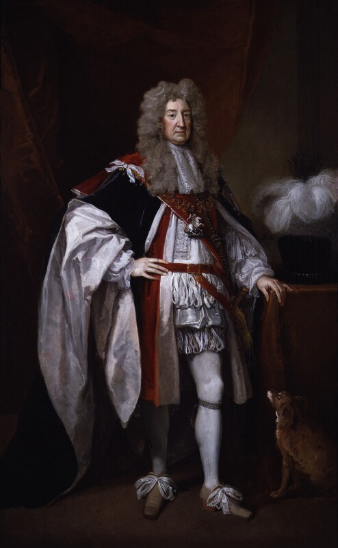William Russell, 1st Duke of Bedford, by Sir Godfrey Kneller, Bt, circa 1692 -NPG 298 - © National Portrait Gallery, London