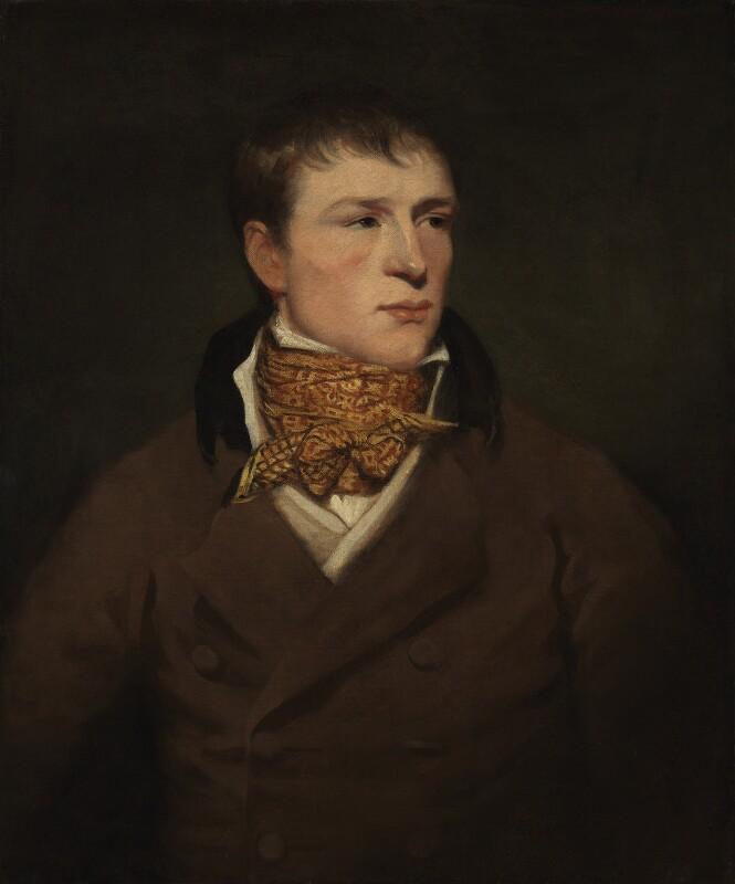Jem Belcher, by Unknown artist, circa 1800 - NPG 5214 - © National Portrait Gallery, London
