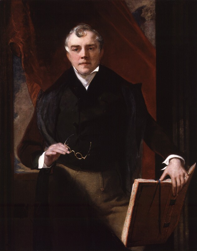 Sir Charles Bell, by John Stevens, circa 1821 - NPG 446a - © National Portrait Gallery, London