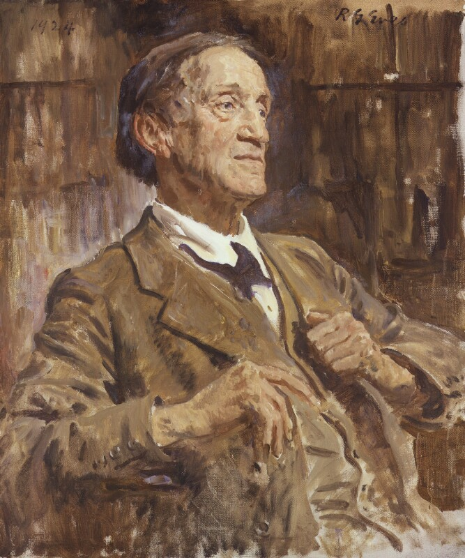 Frank Benson, by Reginald Grenville Eves, 1924 - NPG 3777 - © National Portrait Gallery, London