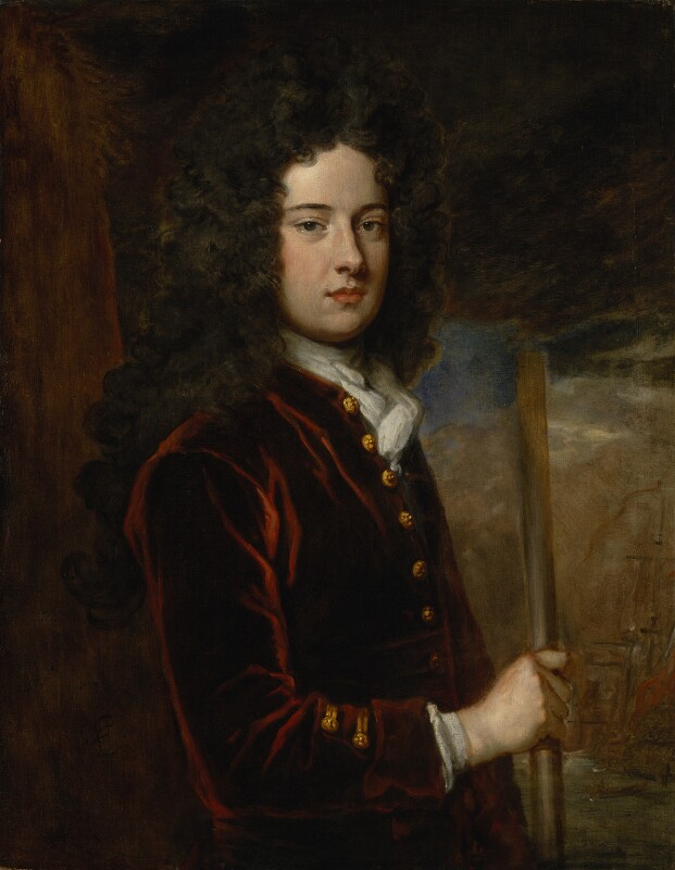 James Berkeley, 3rd Earl of Berkeley, by Sir Godfrey Kneller, Bt, circa 1710 - NPG 3195 - © National Portrait Gallery, London