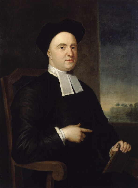 George Berkeley, by John Smibert, 1730 - NPG 653 - © National Portrait Gallery, London