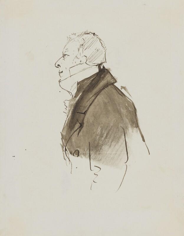 John William Ponsonby, 4th Earl of Bessborough, by Sir Edwin Henry Landseer, circa 1835 - NPG 4915 - © National Portrait Gallery, London