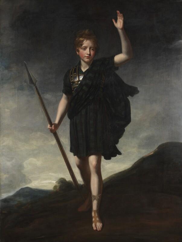 William Henry West Betty, by John Opie, 1804 - NPG 1392 - © National Portrait Gallery, London