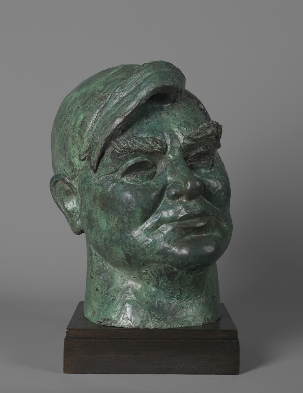 Aneurin Bevan, by Peter Lambda, 1974, based on a work of 1945 - NPG 4993 - © National Portrait Gallery, London