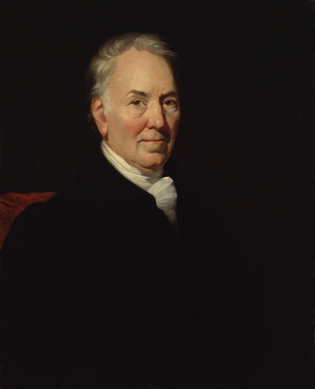 Thomas Bewick, by James Ramsay, 1823 -NPG 319 - © National Portrait Gallery, London