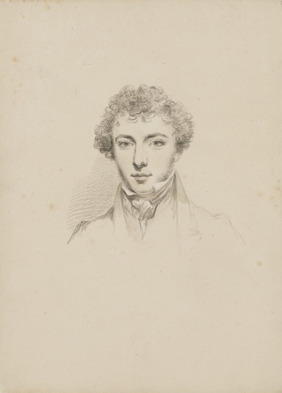 George Parker Bidder, by William Brockedon, circa 1825 -NPG 2515(15) - © National Portrait Gallery, London