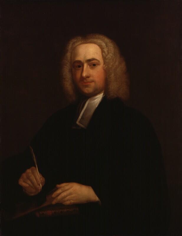 Thomas Birch, by Unknown artist, circa 1735 - NPG 522 - © National Portrait Gallery, London