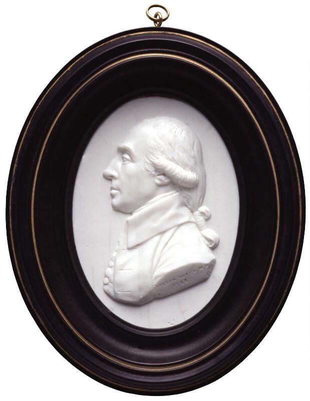 Joseph Black, by James Tassie, 1788 - NPG 3238 - © National Portrait Gallery, London