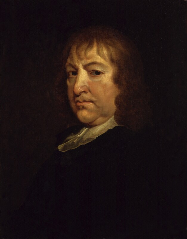 Unknown man, formerly known as Thomas Blood, attributed to Gilbert Soest, 1670s - NPG 418 - © National Portrait Gallery, London
