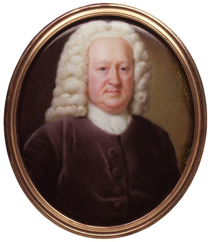 Henry St John, 1st Viscount Bolingbroke, by Unknown artist, circa 1740-1745 -NPG 3067 - © National Portrait Gallery, London