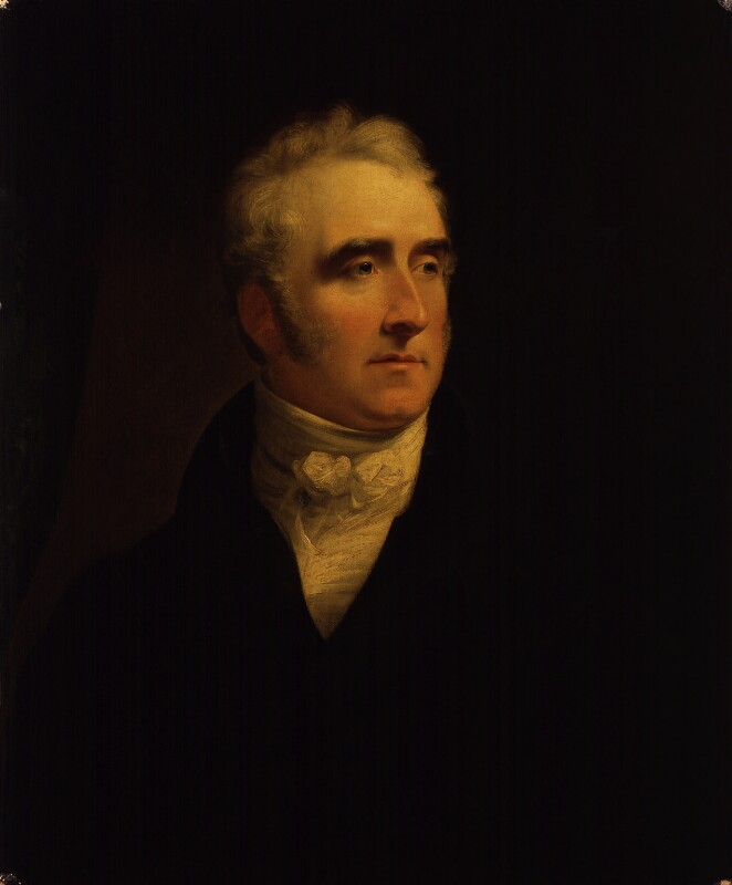 Sir William Bolland, by James Lonsdale, circa 1830 - NPG 730 - © National Portrait Gallery, London