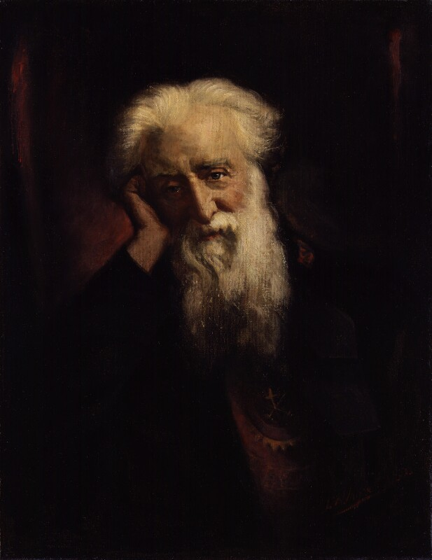 William Booth, by David N. Ingles, after 1912 - NPG 2042 - © National Portrait Gallery, London