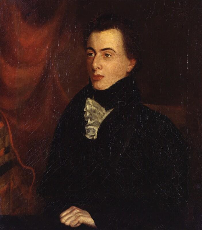 George Borrow, by John Thomas Borrow, circa 1821-1824 - NPG 1651 - © National Portrait Gallery, London