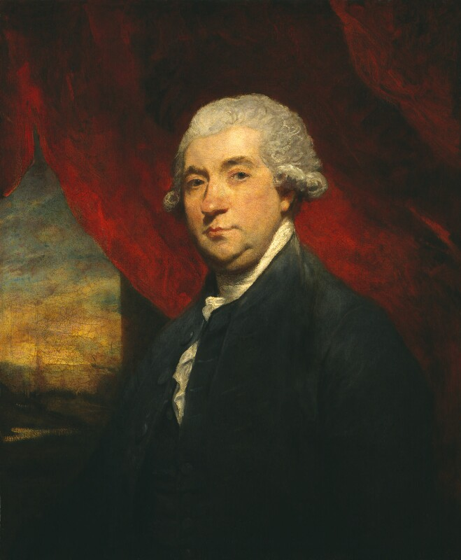 James Boswell, by Sir Joshua Reynolds, 1785 -NPG 4452 - © National Portrait Gallery, London
