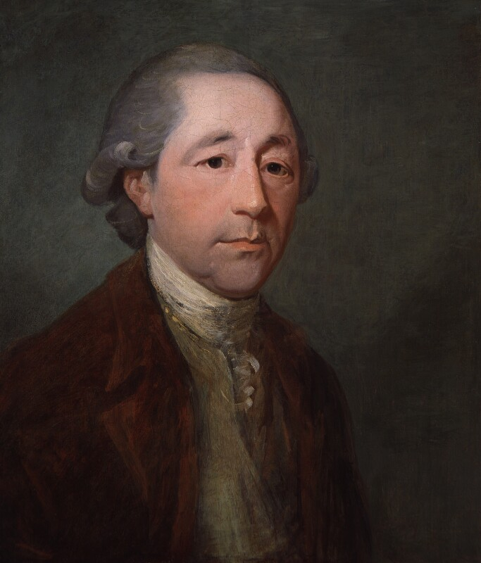 Matthew Boulton, by Unknown artist, circa 1770 - NPG 1532 - © National Portrait Gallery, London